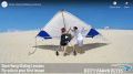 Kitty Hawk Kites' Dune Hang gliding video thumbnail