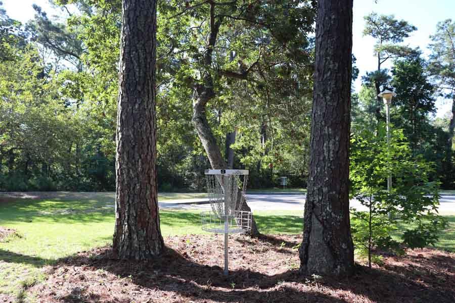 The Outer Banks Voice Ace Run Disc Golf Course Now Open