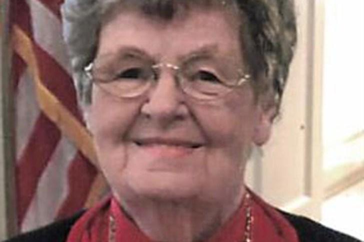 Anne Sawyer Waters of Elizabeth City, September 28