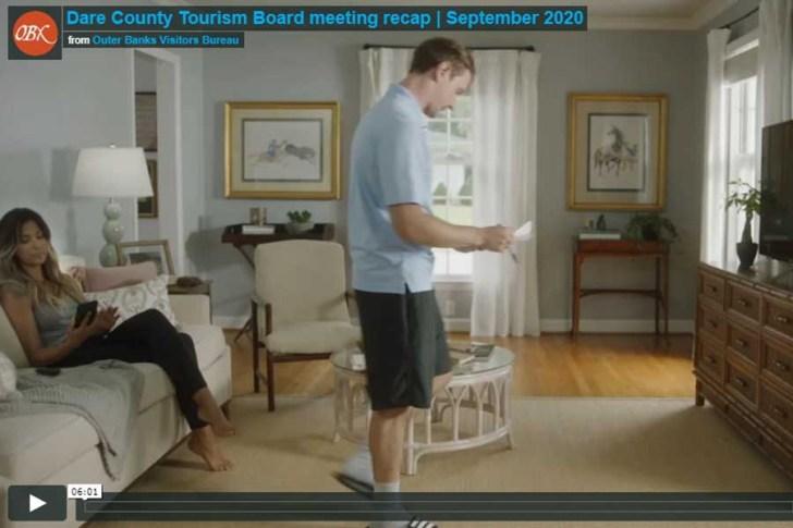 Dare County Tourism Board meeting recap | September 2020