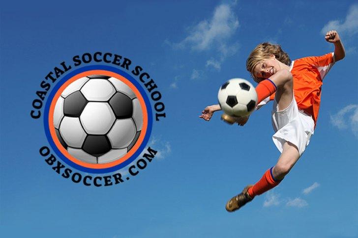 Coastal Soccer School kids soccer camp, July 26-29