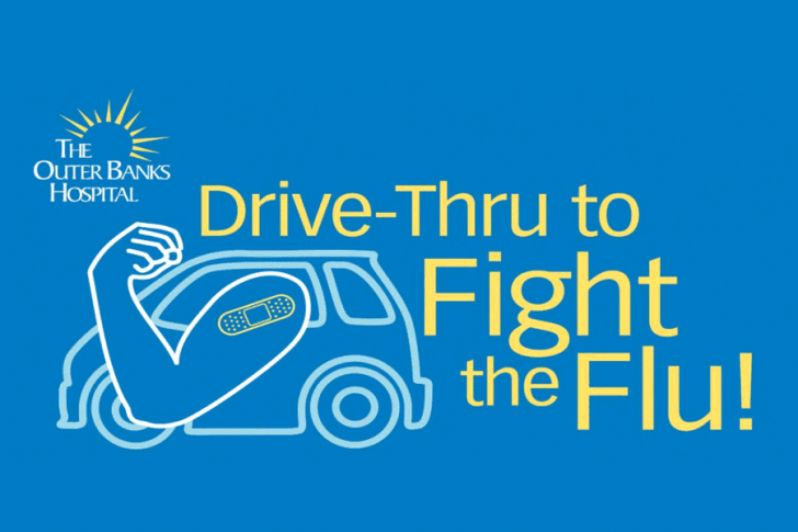 Drive-Thru to Fight the Flu Events