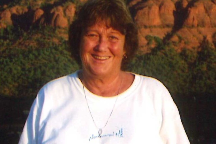 Karen Suzanne Conard Folb of Buxton,October 4