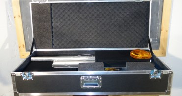 ROAD CASE OPEN