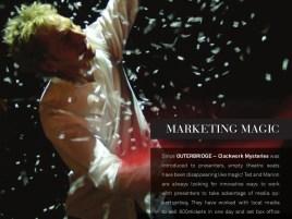 Touring Secrets Marketing MAGIC