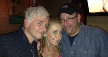 Chad, Marion & Steve