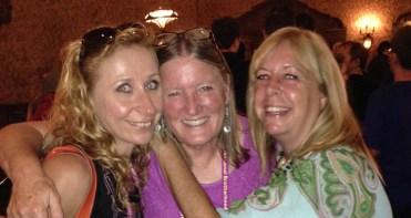 Marion, Becki Wells & Jen Segal