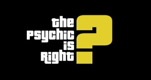 THE PSYCHIC IS RIGHT LOGO