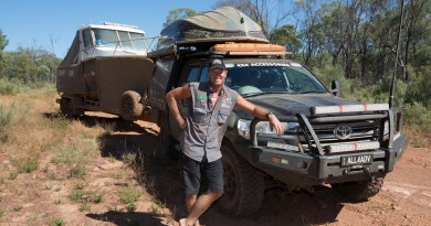 Staying Alive: Outback Survival Tips