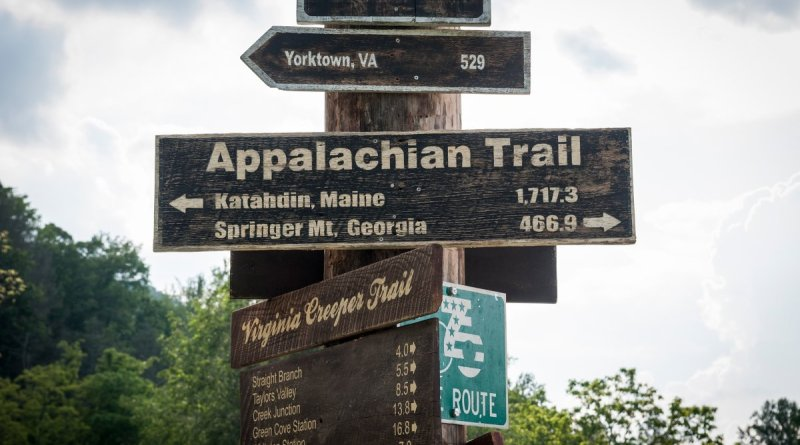 Murder on the Appalachian Trail