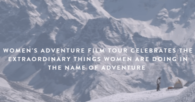 Women's Adventure Film Tour 2019