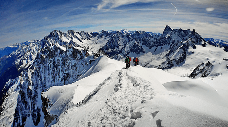 Chamonix: Adventure Paradise In The French Alps