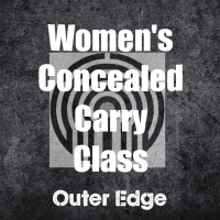 women's concealed carry class