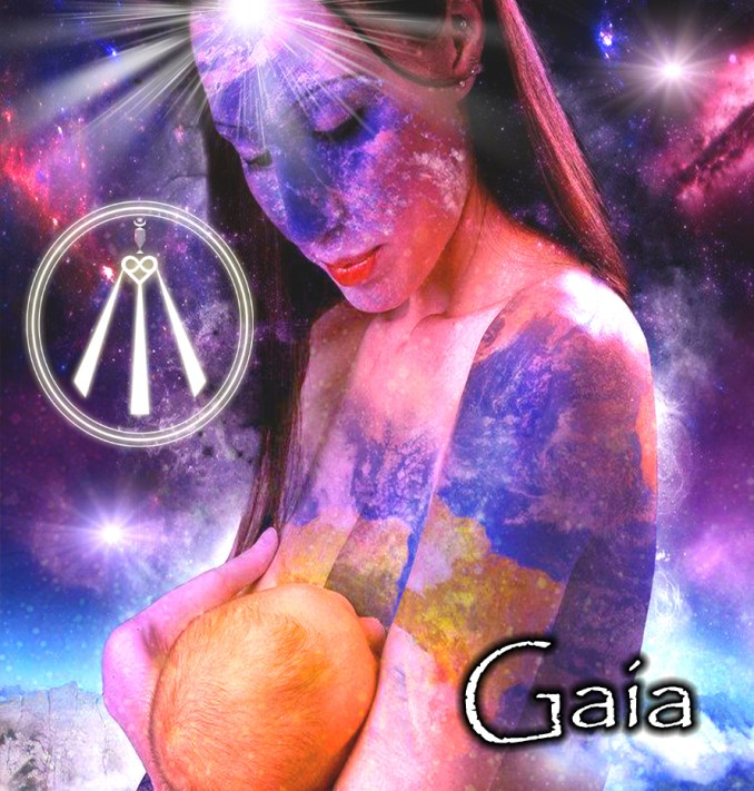 Gaia Mother of the Earth