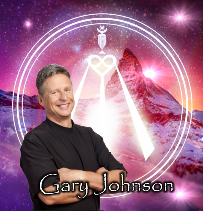 Gary Johnson on Outer Limits of Inner Truth