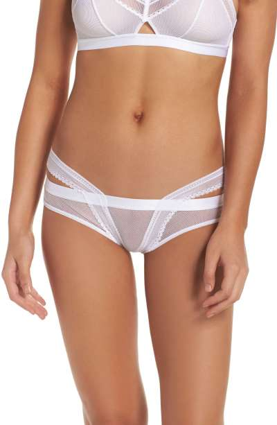 Sexy Lingerie for Travel - White Panties