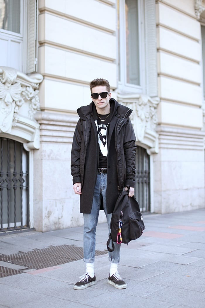 mens high street fashion