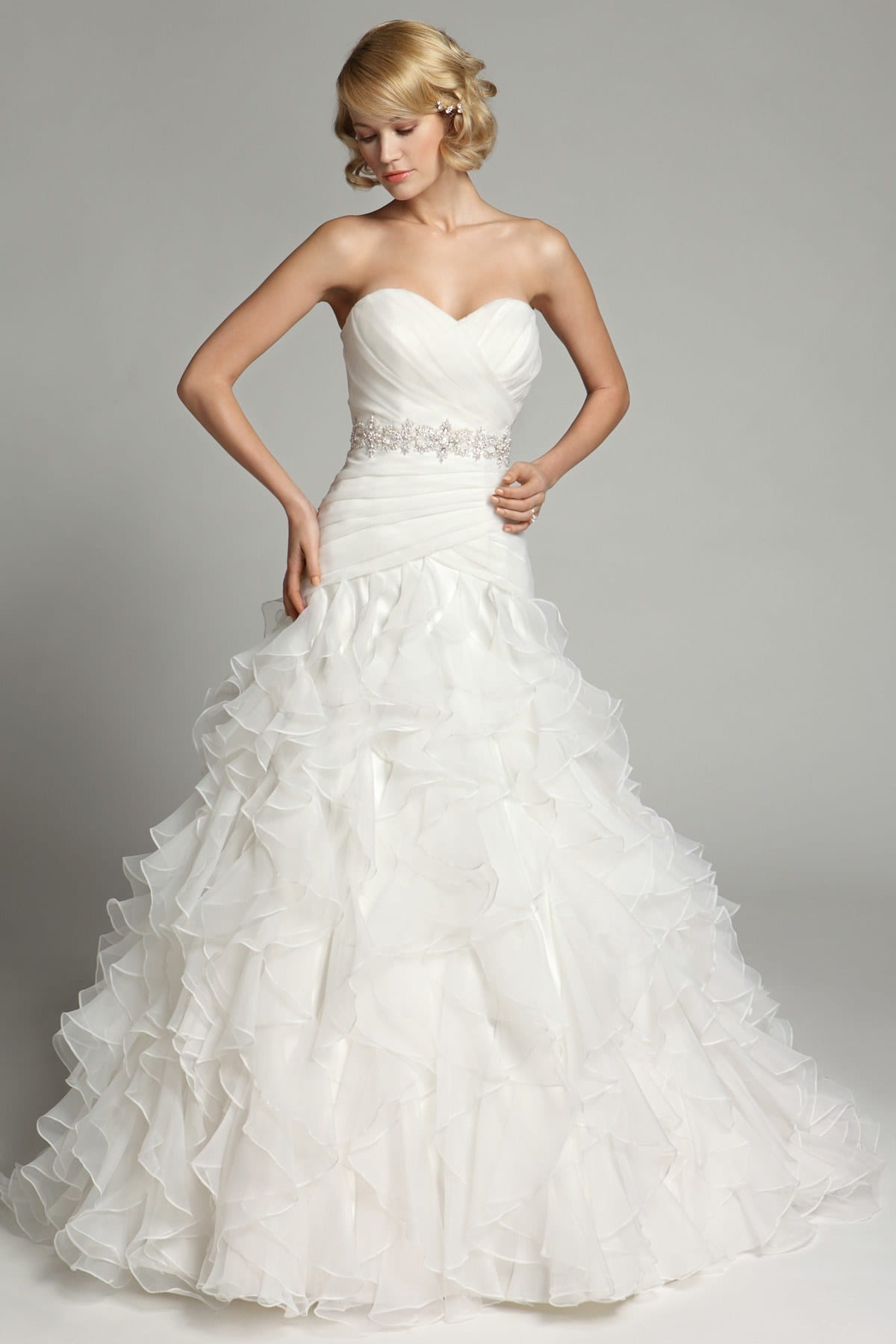 14 Elegant Wedding Gowns To Make Your Big Day Special