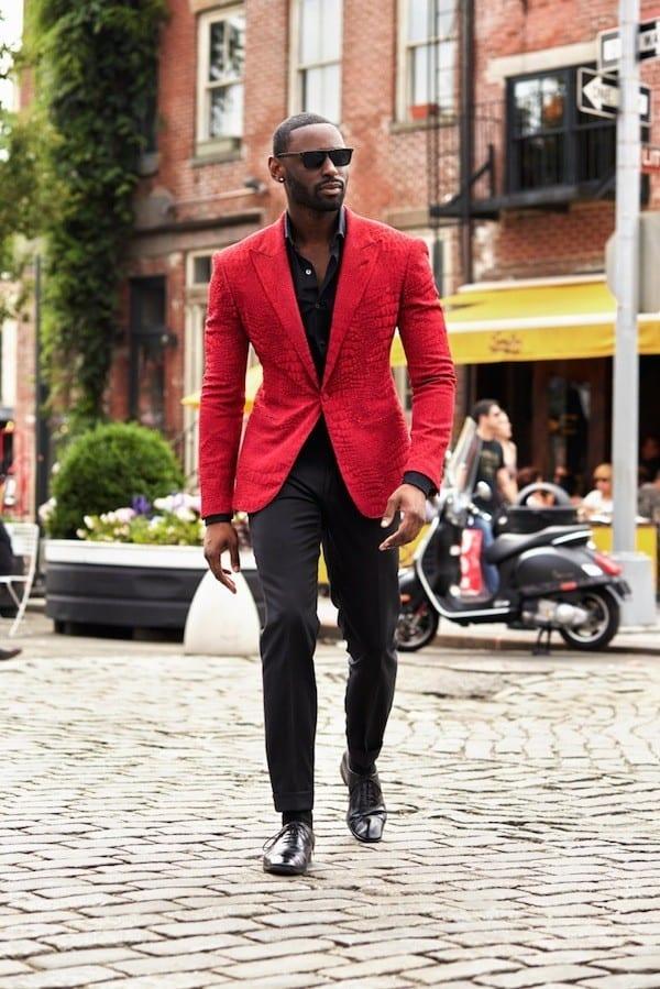 Fashion Men Corporate America