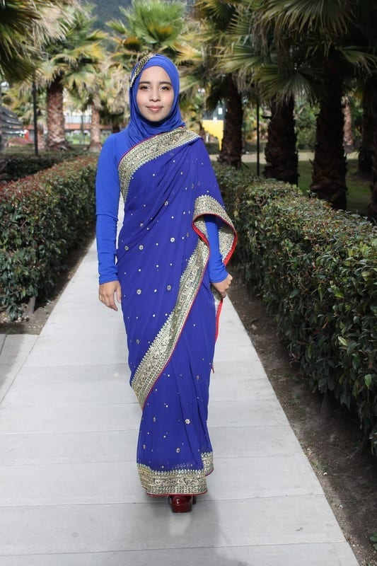 8 Best Saree Styles For Muslims Stylish Hijab With Saree Ideas