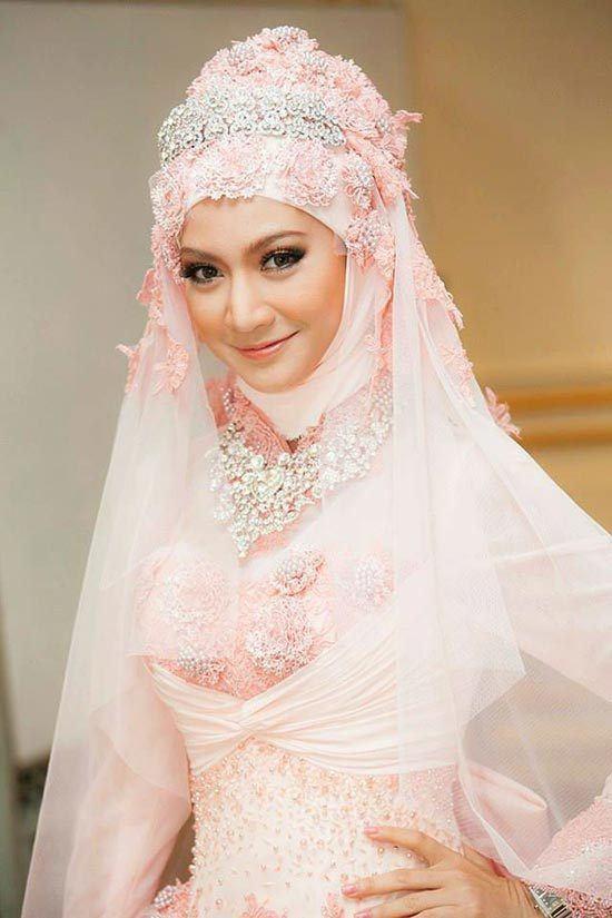 Hijab Wedding Dresses 30 Islamic Wedding Dresses For Brides
