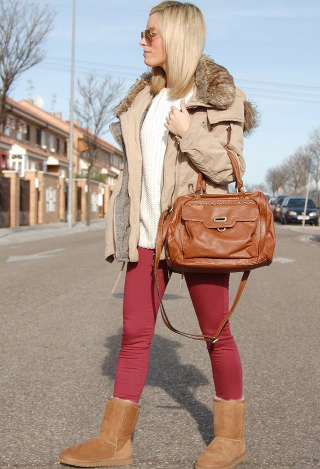 Winter cute outfits with uggs photo recommendations to wear in spring in 2019