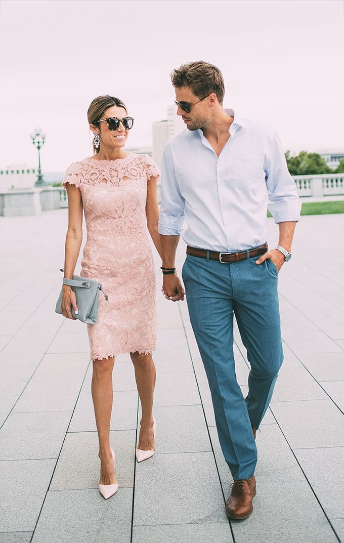 Fall Wedding Guest Attire Men