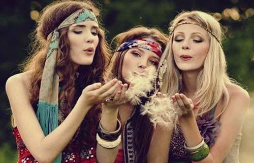 Hippie Hairstyles 27 Cute Hairstyles For Hippie Girls