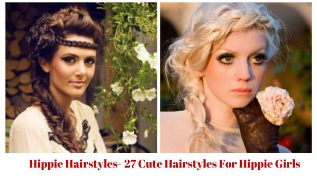 hippie hairstyles - 27 cute hairstyles for hippie girls