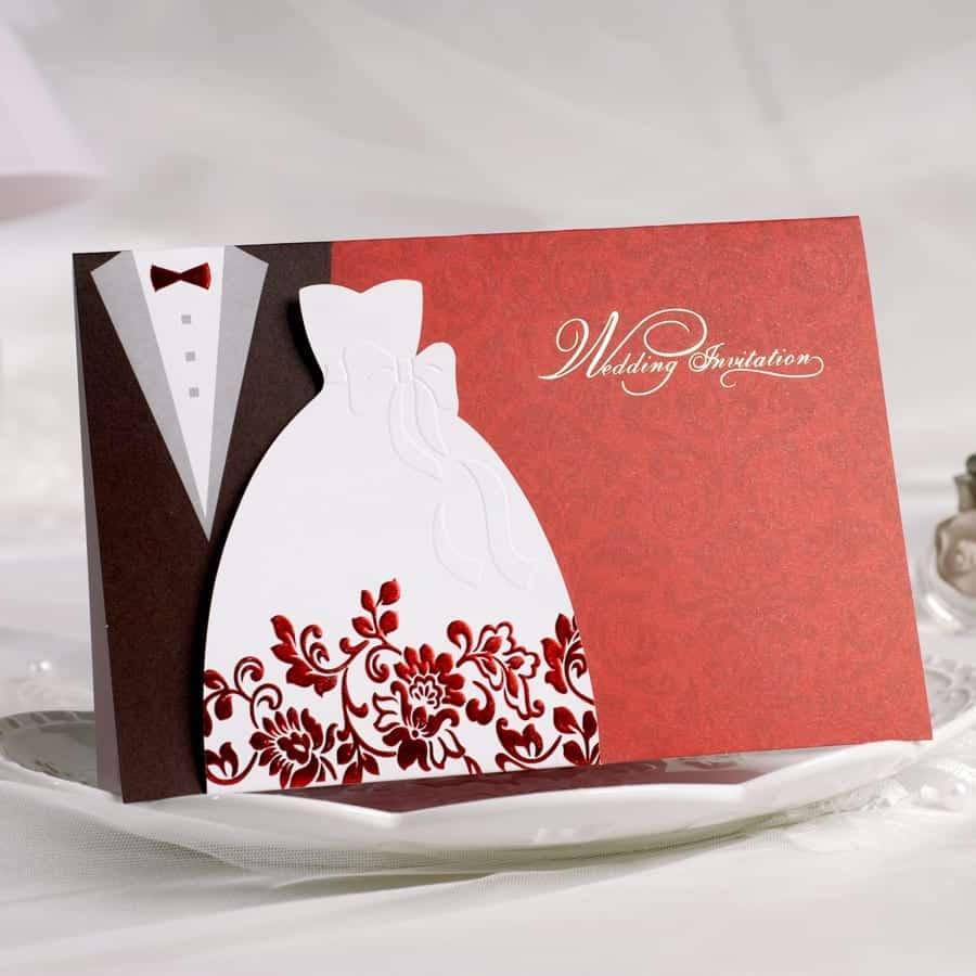 Creative Wedding Invitation Card Template | Onvacationsite.co