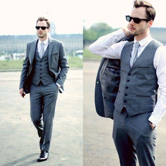 Formal Dress Man Wedding