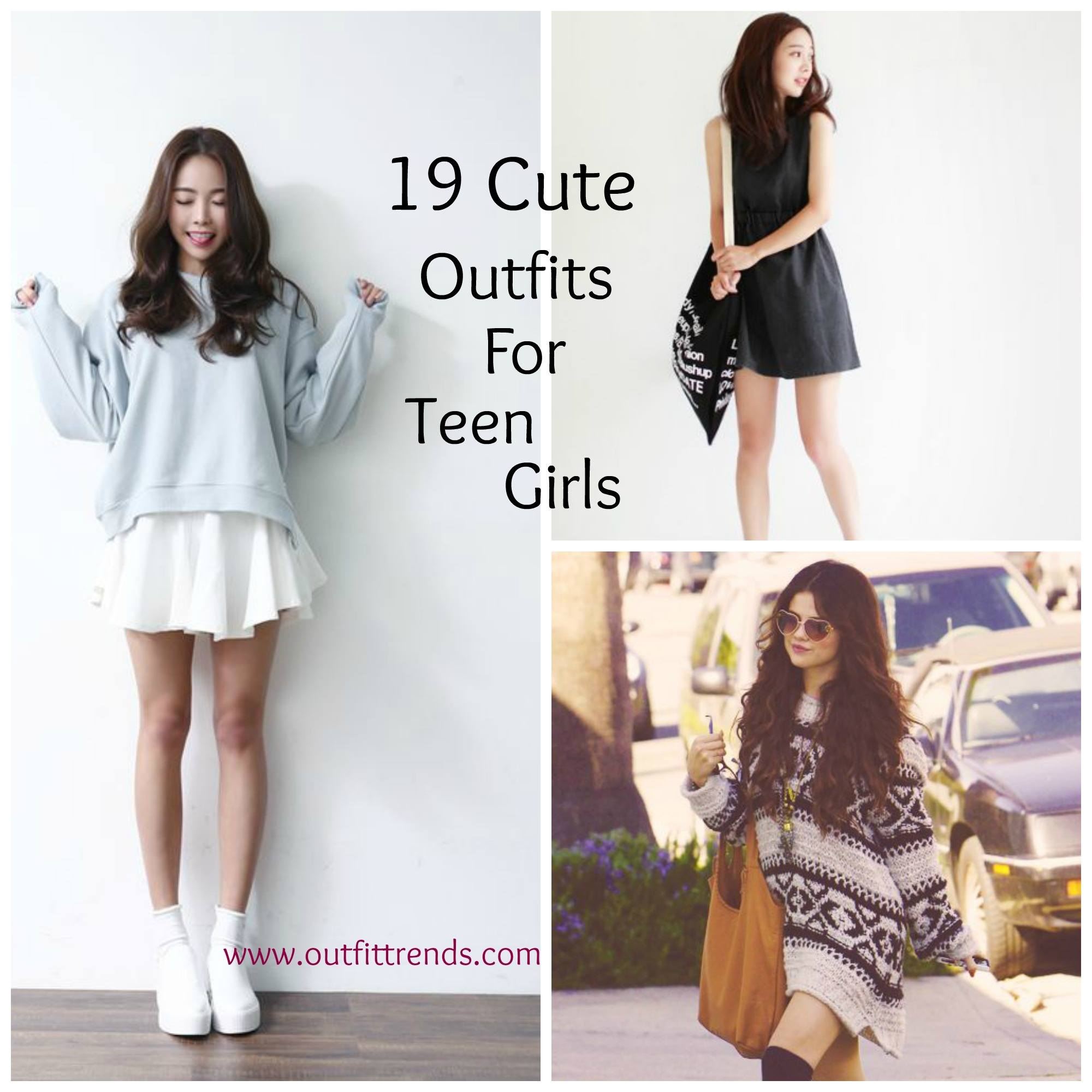 Casual Outfits For Teen Girls 19 Cute Dresses For Casual Look