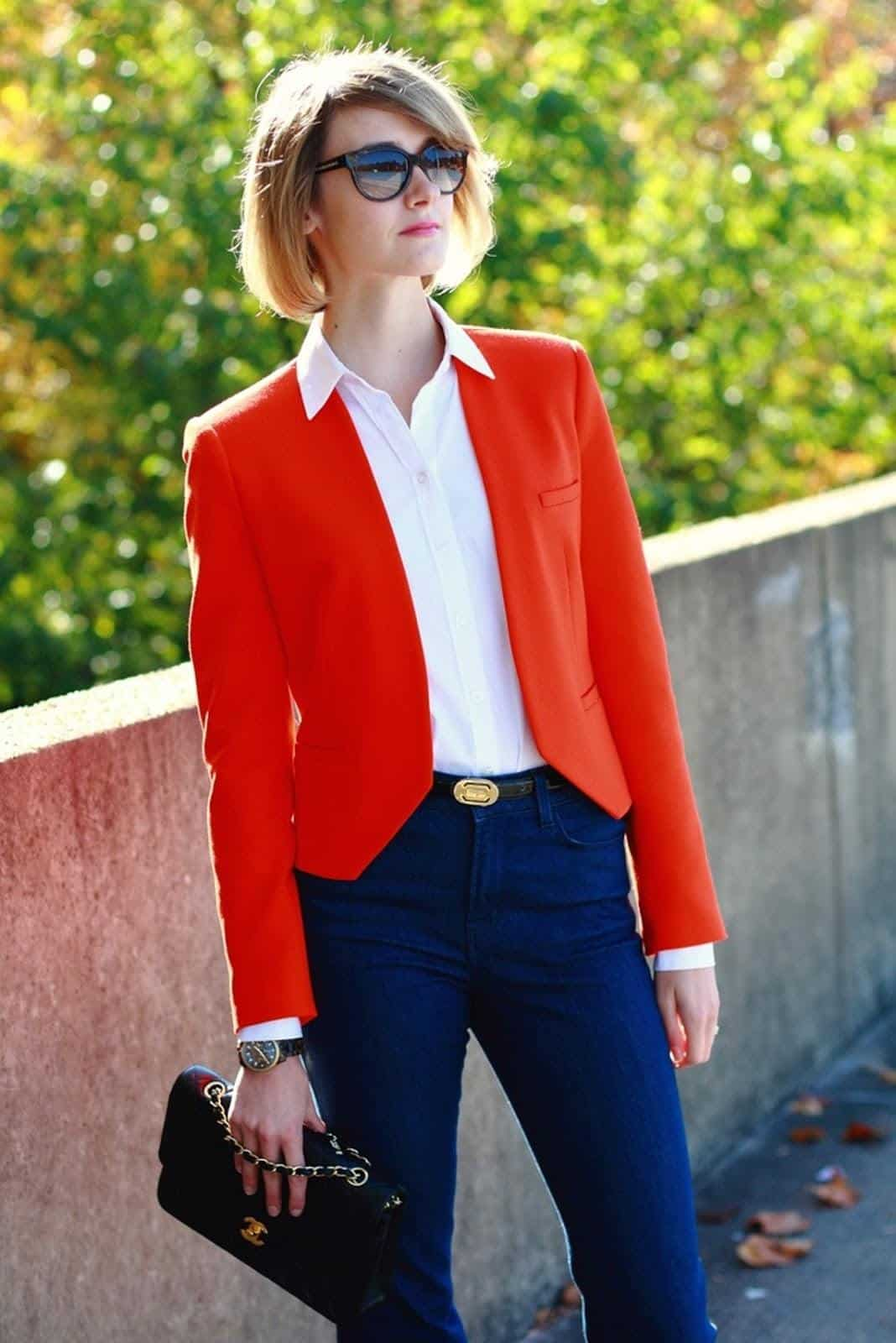 Red Outfits For Women 18 Chic Ways To Wear Red Outfits
