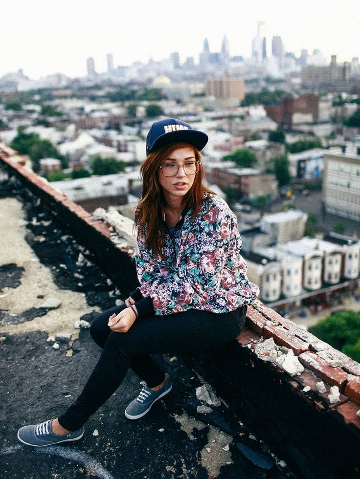 Snapback Hairstyles For Girls 25 Ways To Wear Snapback Hair