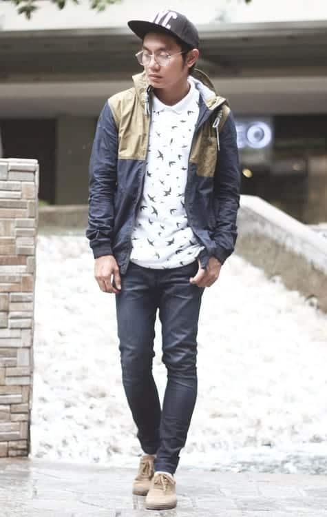 Snapback Hairstyles For Guys 25 Ways To Wear Hair With
