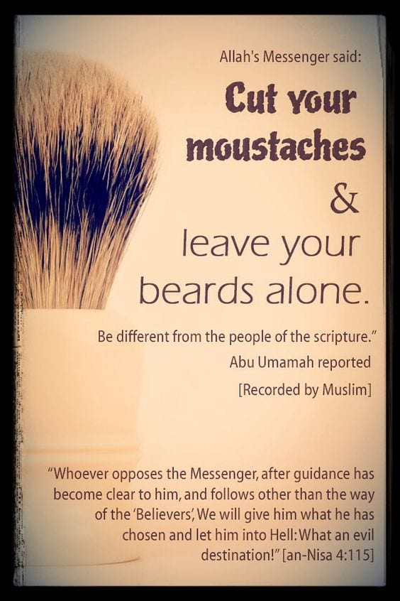 Beard Styles For Muslims 20 Recommended Facial