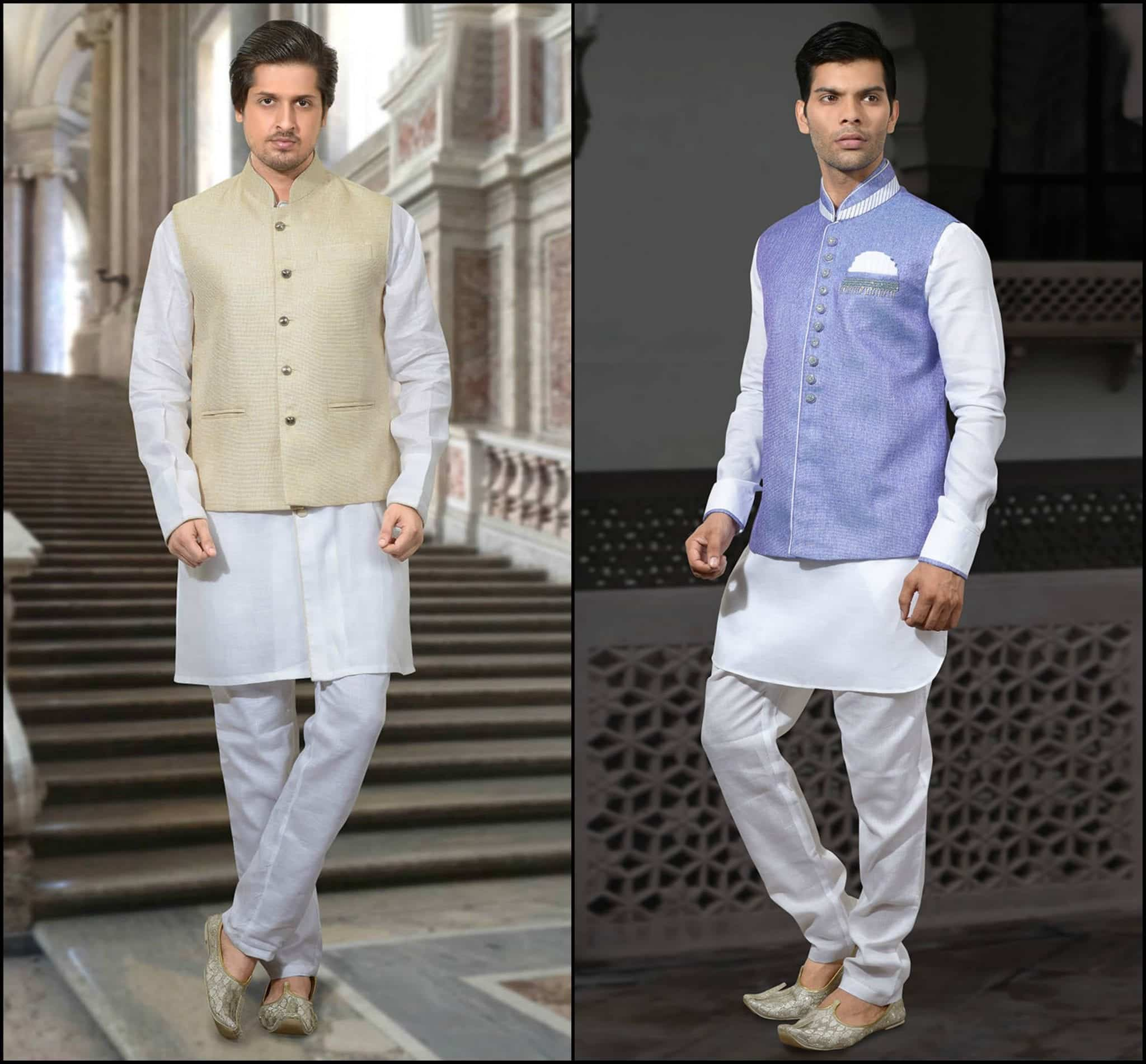 Kurta Pajama For Men 18 Mens Kurta Pajama Styles For Wedding