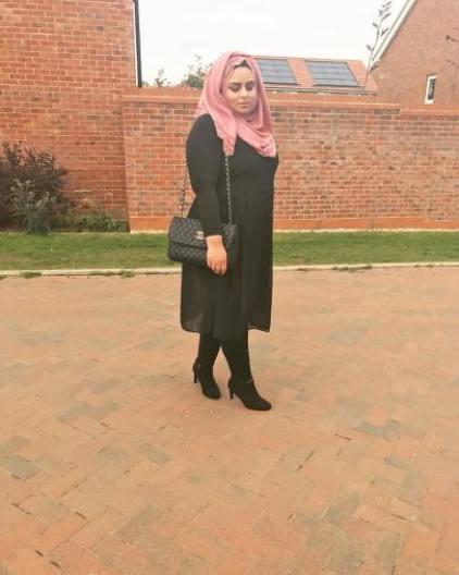 plus-size-hijab-outfits Hijab office Wear - 12 Ideas to Wear Hijab at Work Elegantly