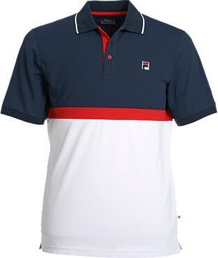Fila-Polo tennis sportswear