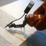 From 'science-robot' to science writing cyborg