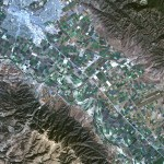 The Grapes of Landsat