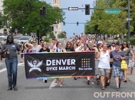Denver Dyke March 2014