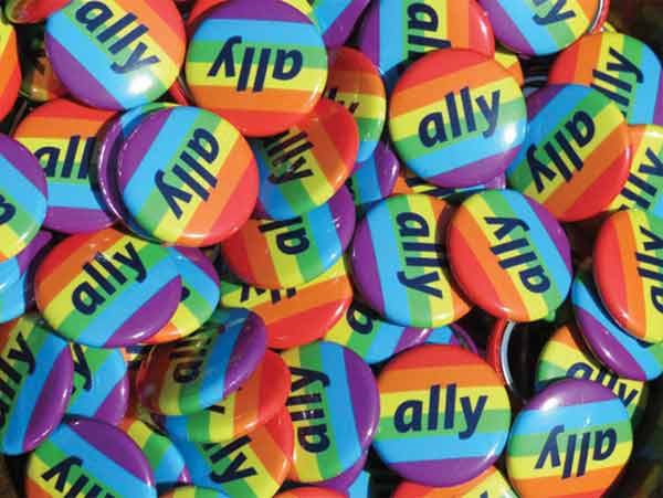 I stopped calling myself an LGBT ally  I became an