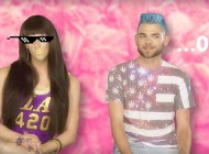Local YouTuber Arend Richard gets high with Laganja Estranja