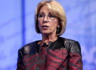 Betsy DeVos Says Schools Can Discriminate Against LGBTQ Students