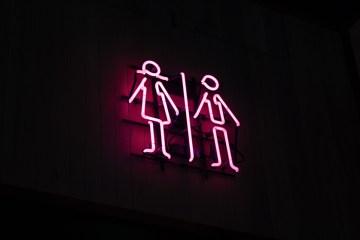 bathroom issue