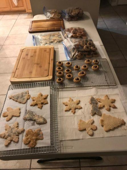Too Many Cookies?