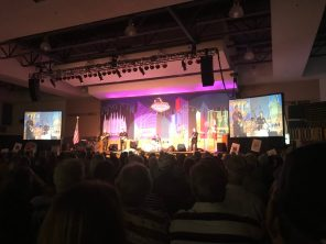 Entertainment at FMCA Rally