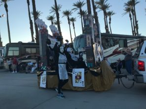Parade at FMCA Rally