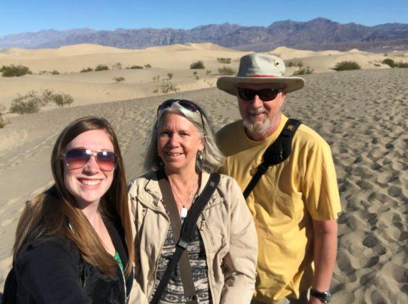 Megan, Joyce & Bruce